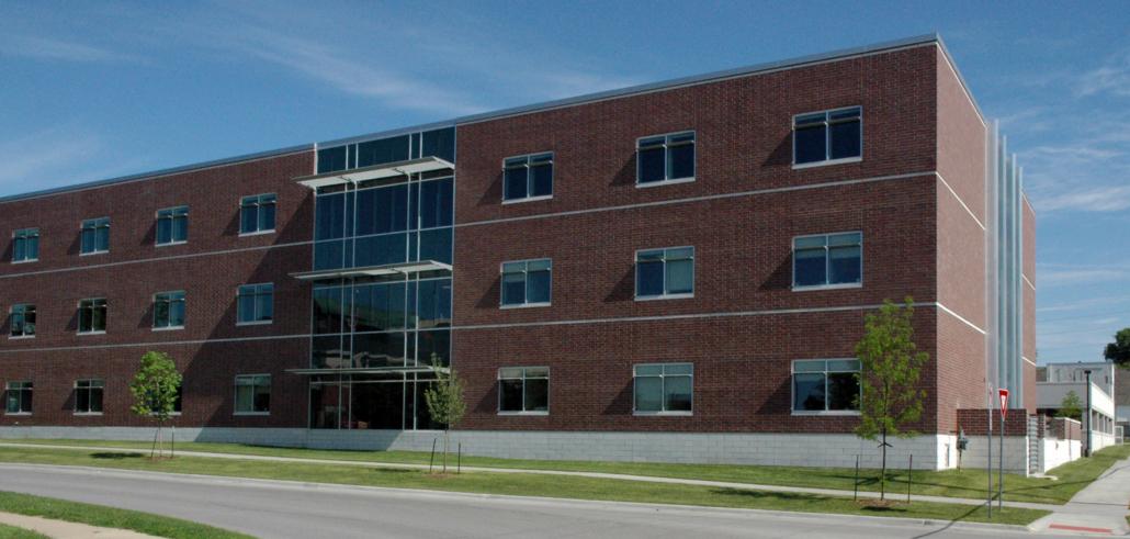 Johnson County Health Building Exterior Elevation